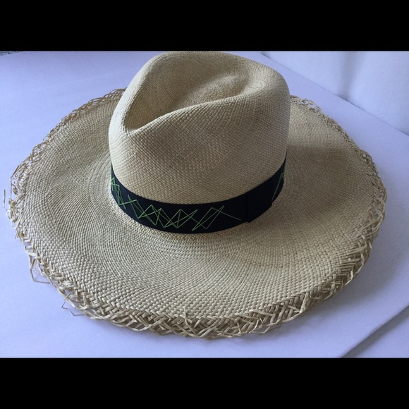 4b76c42ea88cb VALDEZ PANAMA HAT  350 FARFETCH ANTHROPOLOGIE. M 5b3479cd3c98449c77b33928